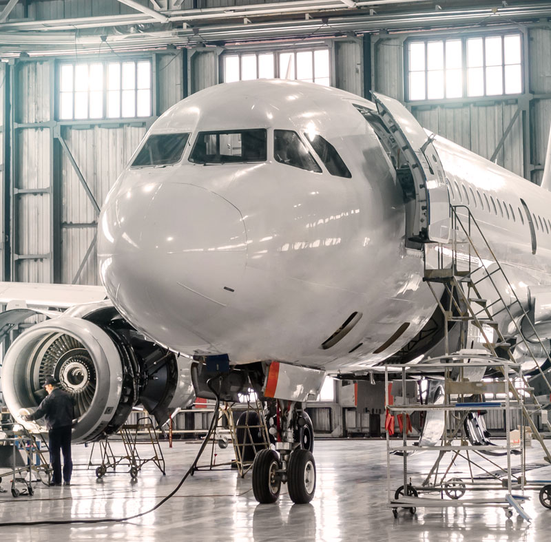 Parts Services - Broadwing Aviation